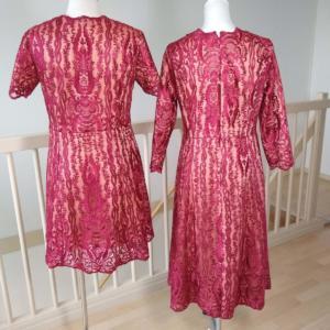 Kanten jurken